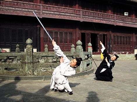 Chinese Martial Arts | Chinese Martial Arts in Wudang Mountain - China culture