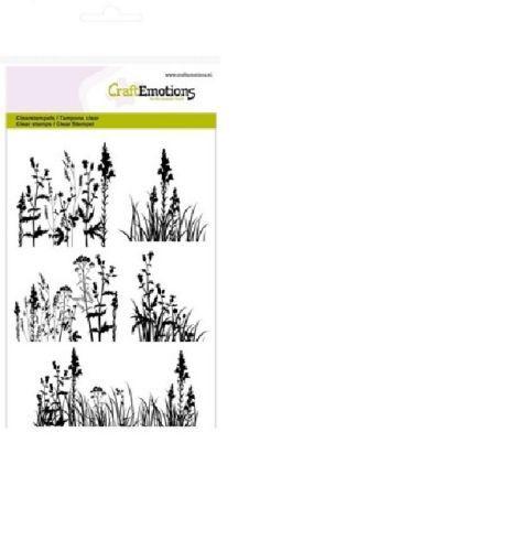 Clearstamp-Set-Silikonstempel-Motivstempel-Graeser-Kraeuter-1144