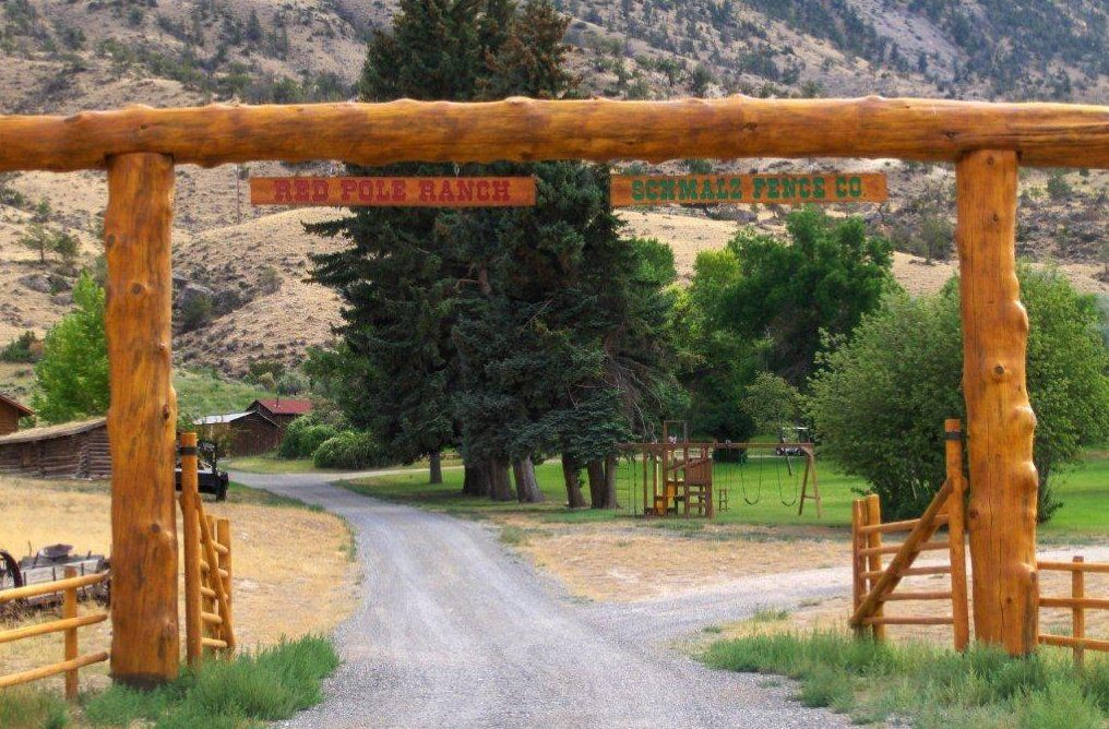 Ranch gates my fence pinterest gate ranch and driveways for Ranch entrances ideas