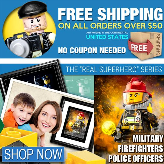 Firefighter Gift and Gifts for Police