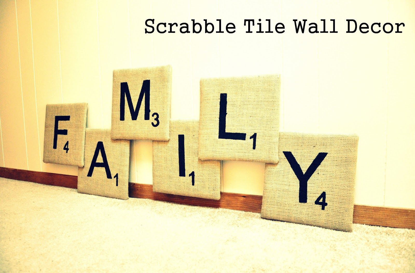 Pin by Joanne Junor Reid on SCRABBLE Tiles: Crafts | Pinterest ...