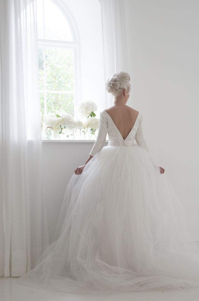 4127524942ec House of Mooshki 2015 Wedding Dress Collection | see more on: http://