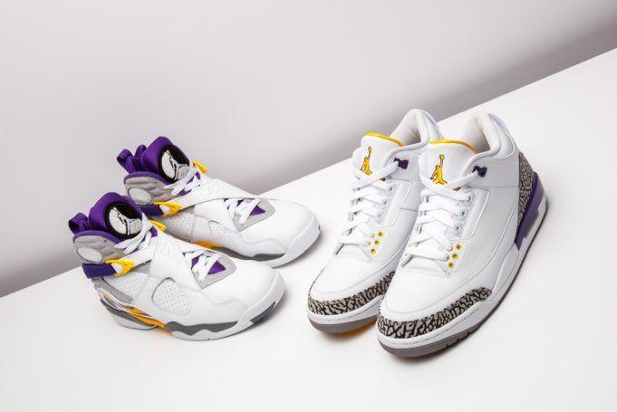 f5083ae6b15 Air Jordan 3 8 Kobe Bryant Pack