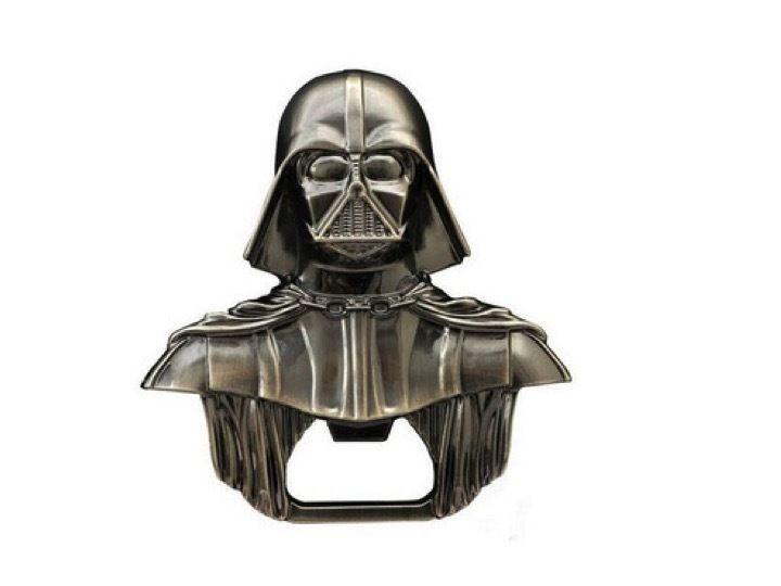 Darth Vader bottle opener key ring
