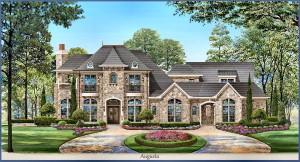 Looking for a luxury french country european houseplan for Thehousedesigners com home plans