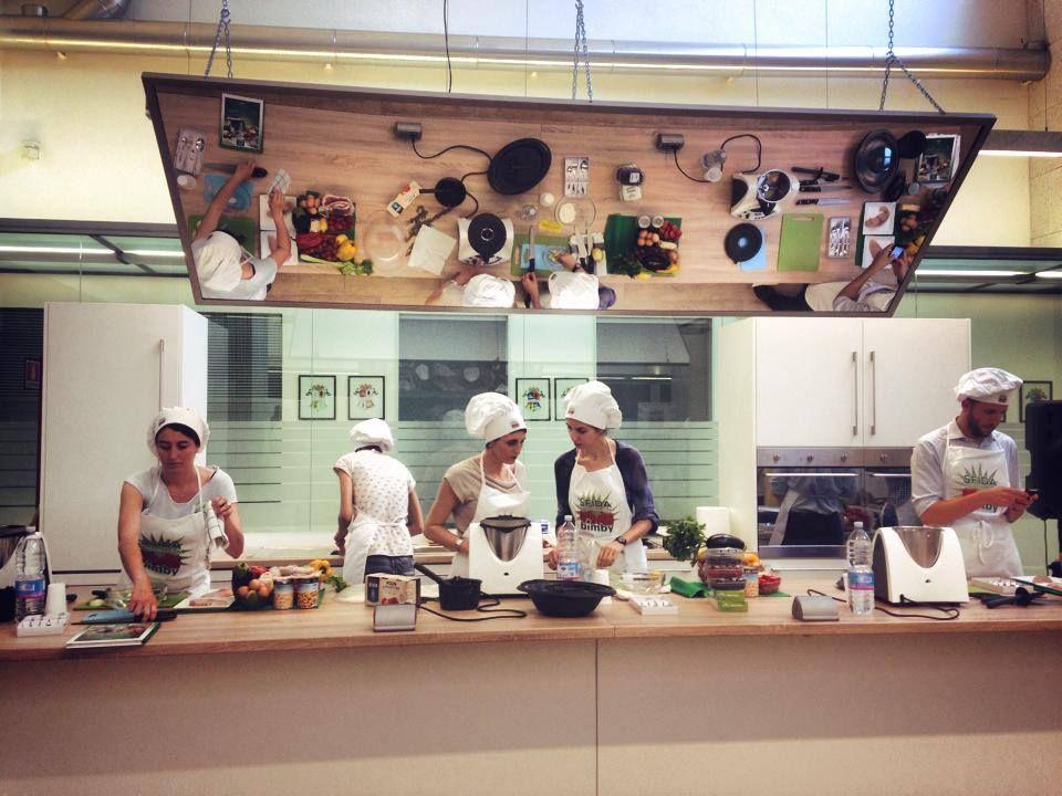 Il BimbyDreamTeam e la sfida in cucina #bimbydreamteam #bimby #vegan #blogger