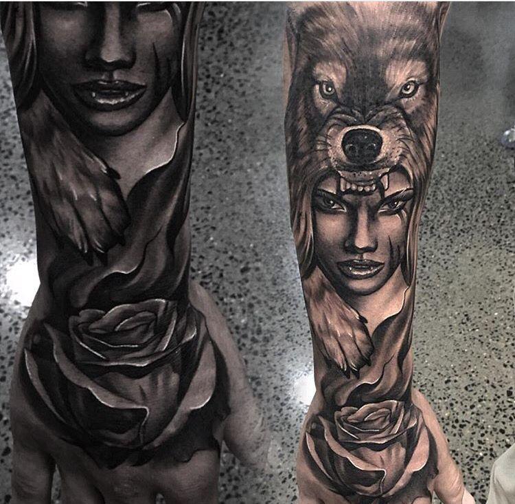 Great White Buffalo Native American Headdress Tattoo: Pin By Javier Perez On Tattoo