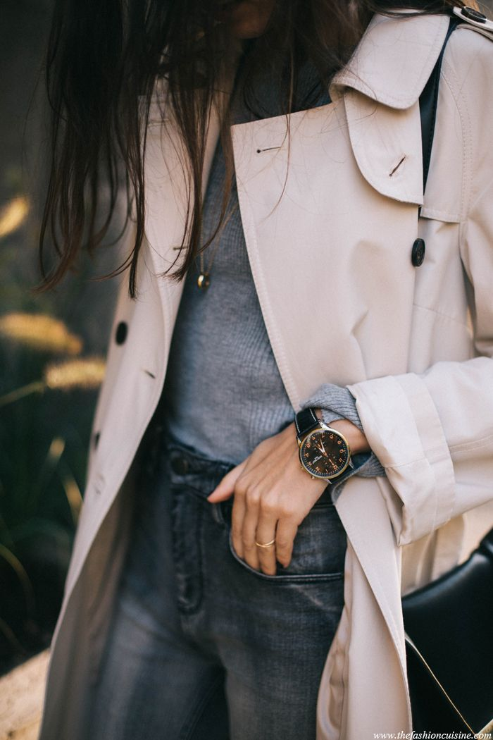 Why you need a trench coat • The Fashion Cuisine