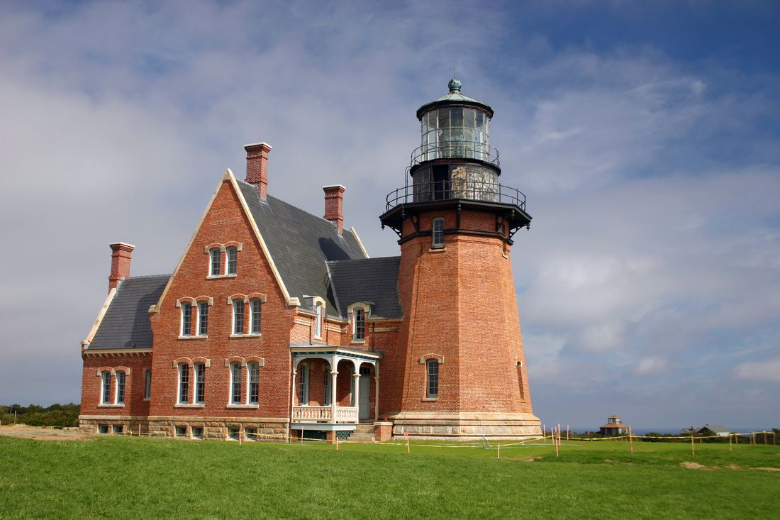 Block Island Southeast Light Adorable Block Island Southeast  New England Lighthouses A Virtual Guide Design Inspiration