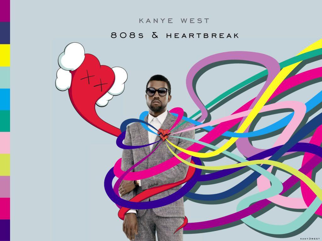 808s Heartbreak Kaws Pop Art Modern Pop Art Pop Art Artists