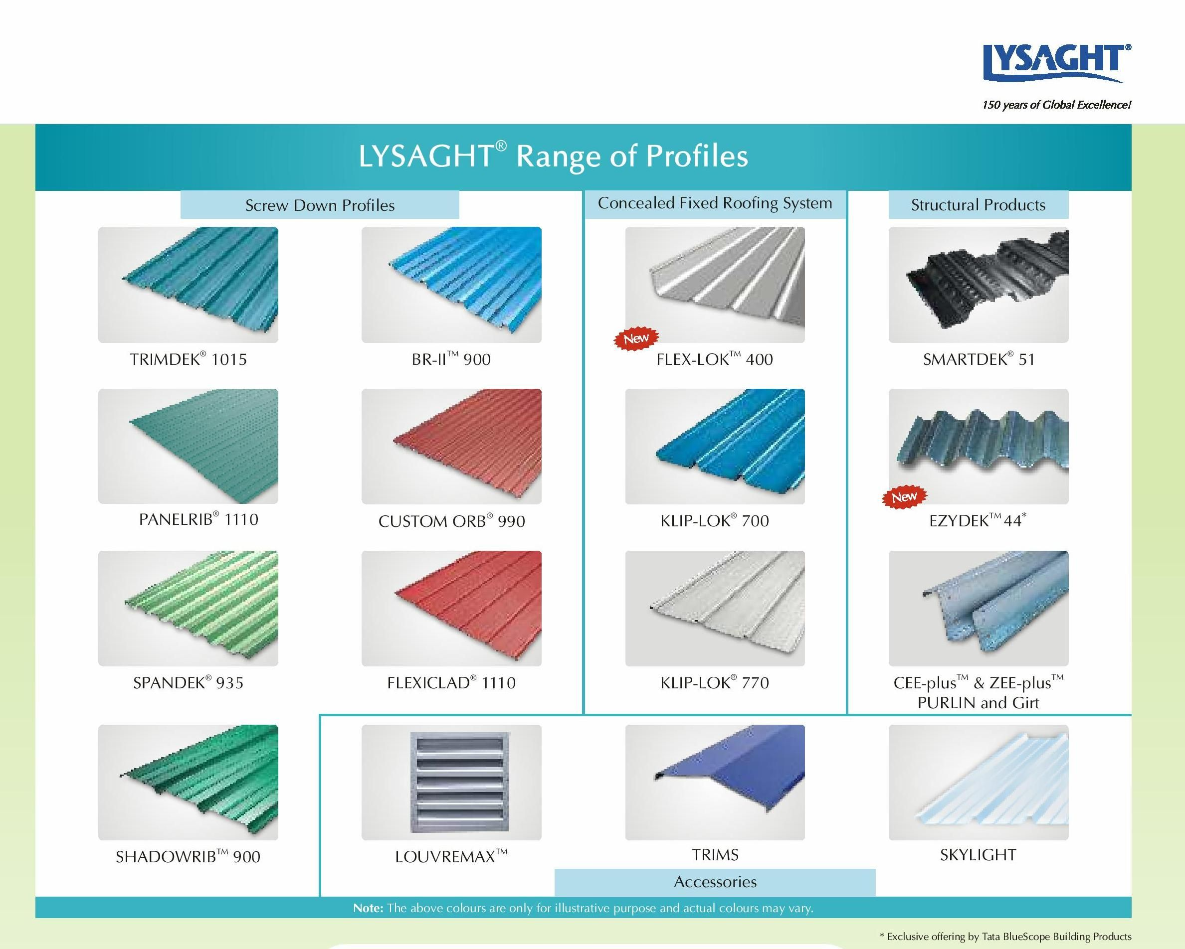 Supply Amp Sale Of Roofing Amp Metal Decking Sheets Lysaght