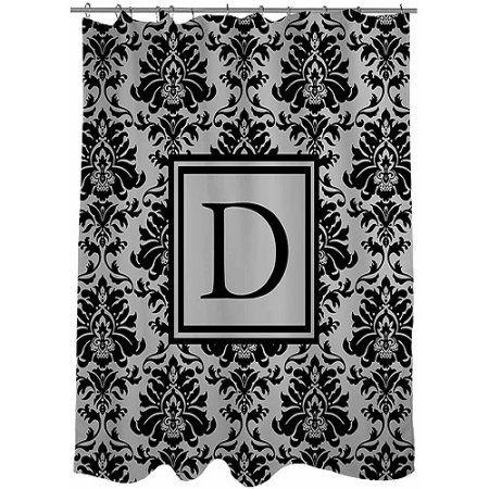 Home Gray Shower Curtains Damask Fleece Throw