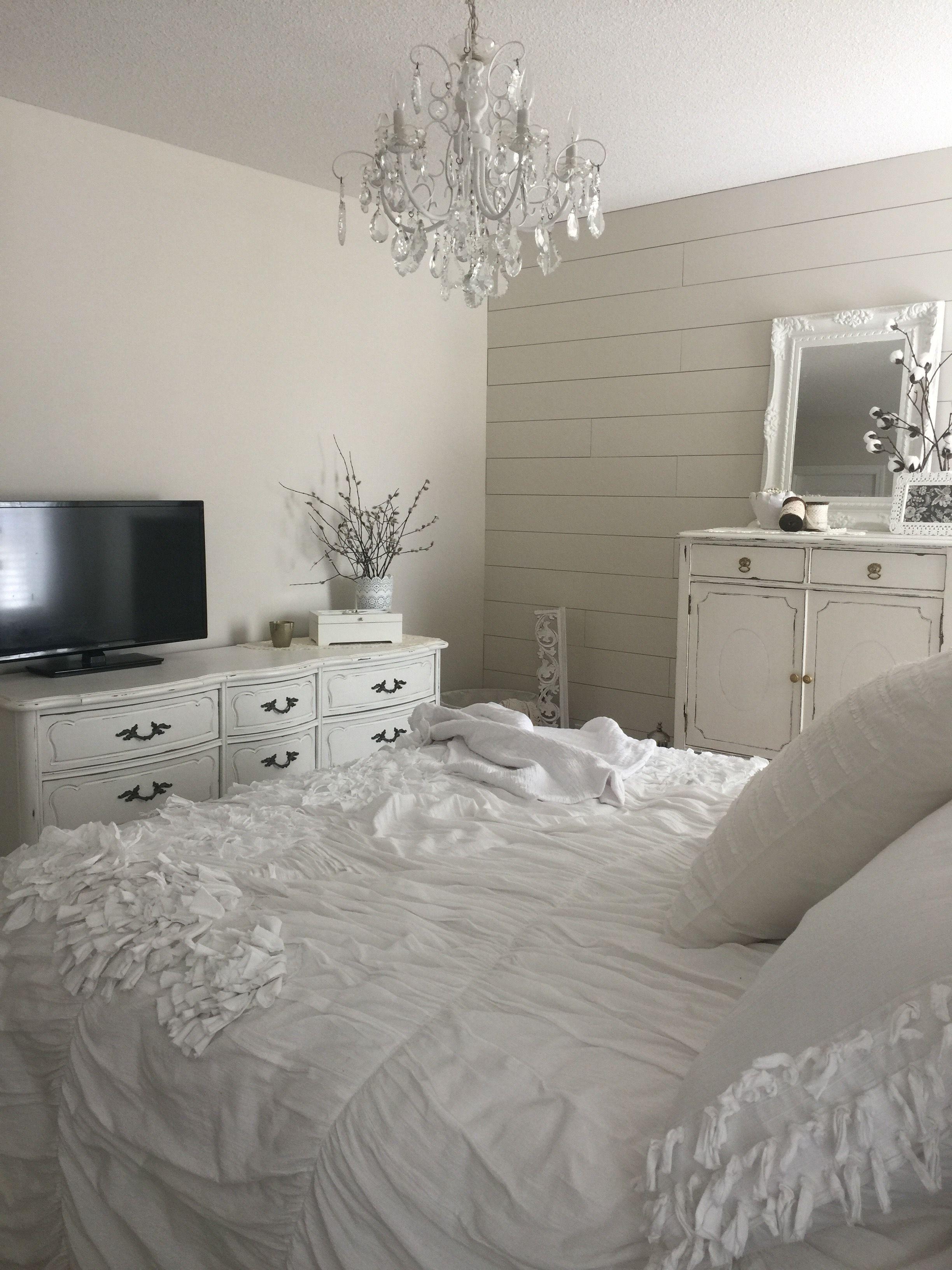 Walls Sherwin Williams Shoji White Dresser And Antique