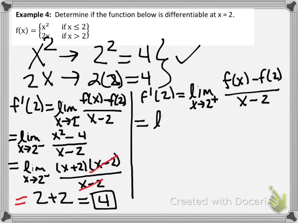 How To Find Original Function From Derivative