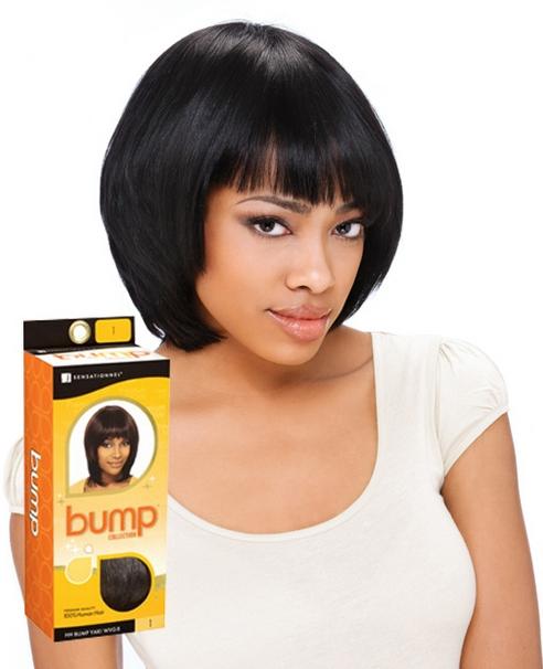 Sensationnel Bump Collection Bump Yaki 8 Pre Bumped 100 Human Hair Short Bob Hairstyles Bob Hairstyles 100 Human Hair