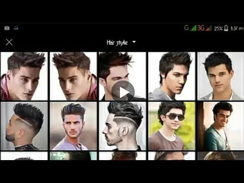 Picsart Hair Design Speacial Tips Change Hair Style By Picsart