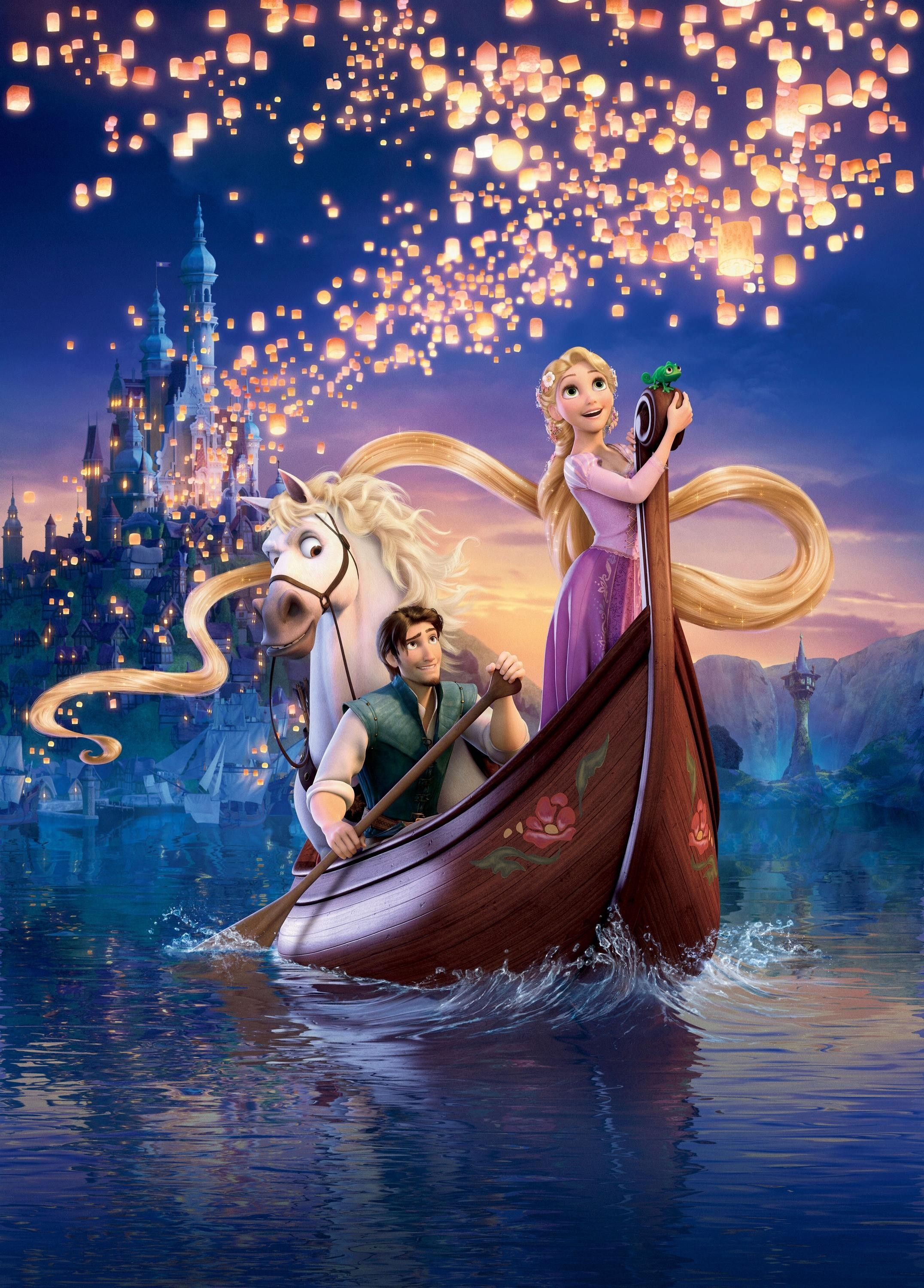 Disney Company Tangled Artwork Wallpaper 2059667 Wallbase Cc Disney Princess Movies