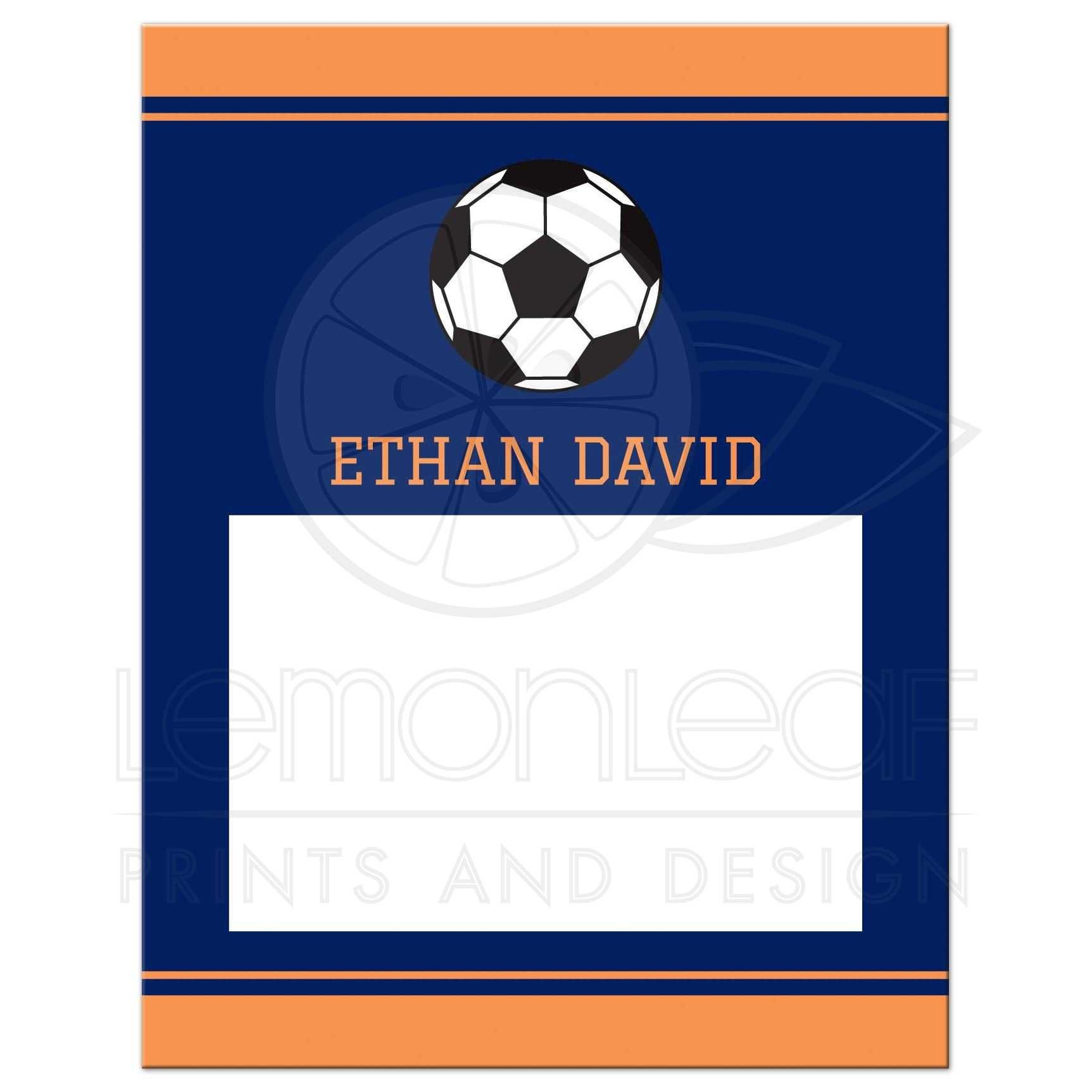 Thank You Soccer Dalep Midnightpig Co Pertaining To Soccer Thank You Card Template Business Professio Thank You Card Template Thank You Cards Card Template