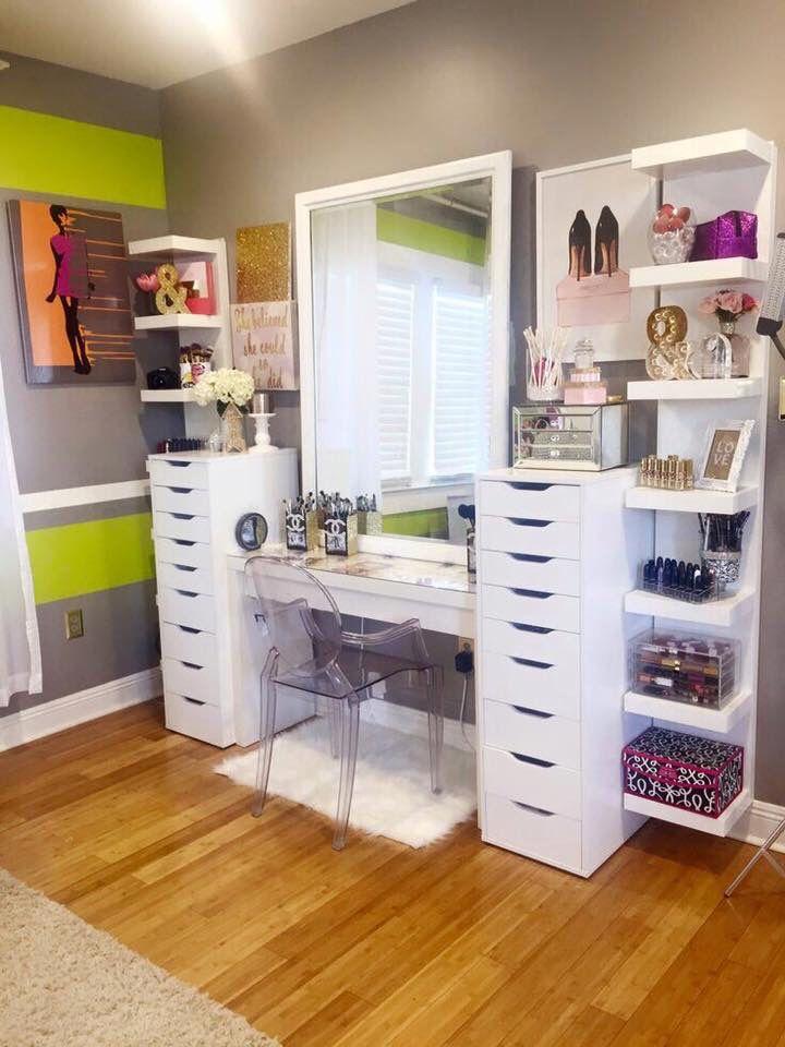 mueble maquillaje | Maquillaje muebles, accesorios y más | Pinterest ...