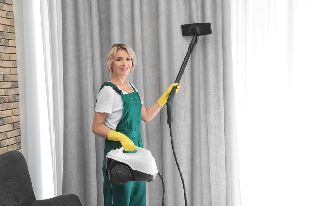 Advantages Of Hiring Professional Curtain Cleaning Services