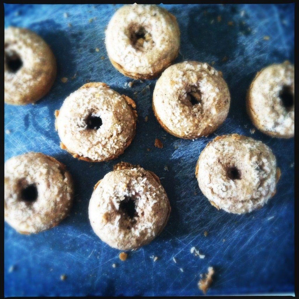 Made. Mini Cinnamon Donuts