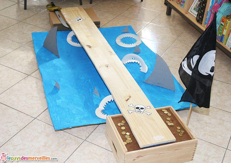 Planche Des Pirates Diy Bricolages Et Activités Sur Le Pays Des