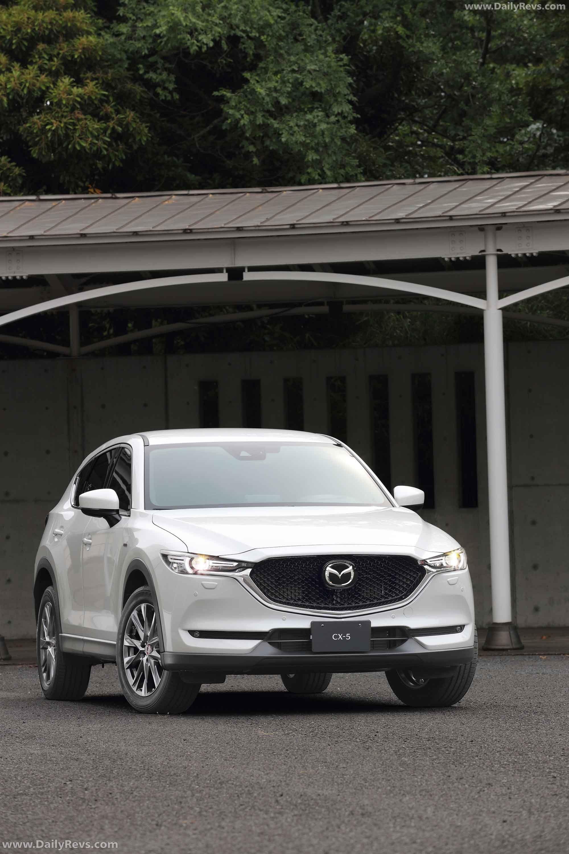 2020 Mazda CX5 100th Anniversary Dailyrevs in 2020