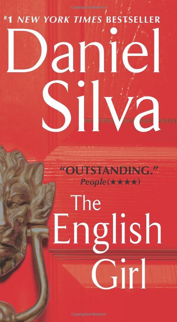 Robot Check English Girls Daniel Silva Daniel Silva Books