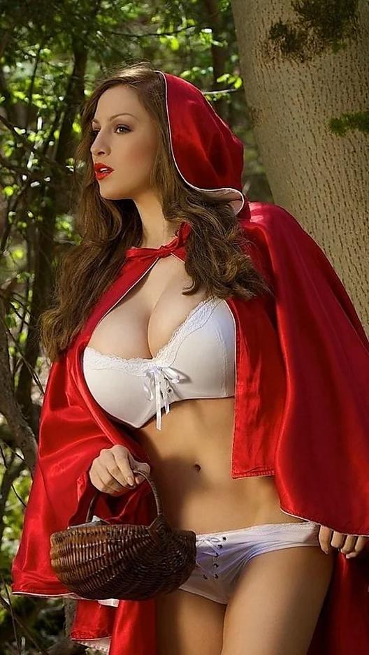 Sexy Rotkäppchen
