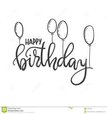Image Result For Hand Lettering Birthday Happy Birthday