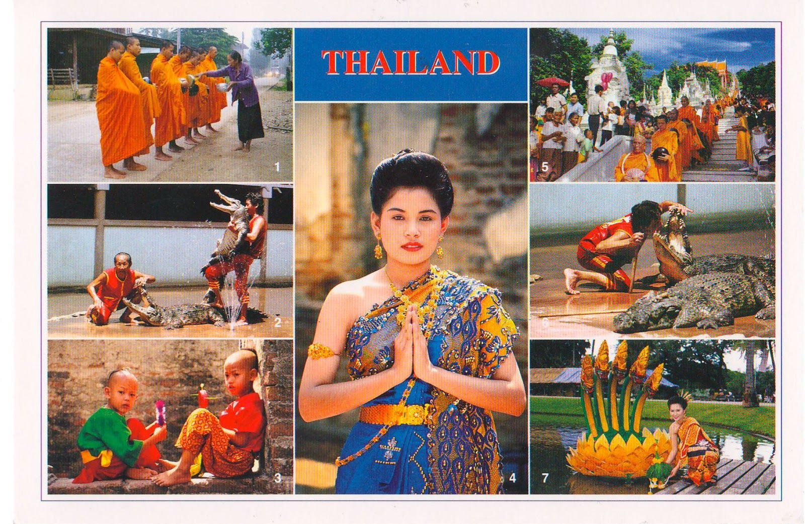 Traditional thai greeting sowasdee thailand tai thai central traditional thai greeting sowasdee postcard from thailand kristyandbryce Images