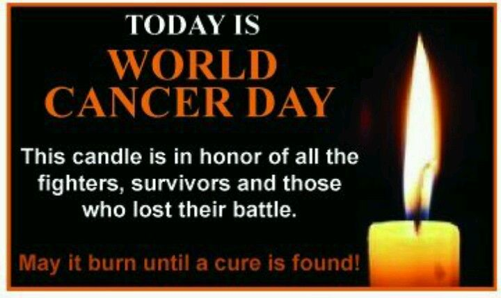 2013 World Cancer day | Breast Cancer   ANY cancer   Awareness