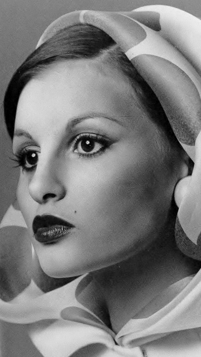 Apollonia van Ravenstein by Jean Jacques Bugat _ Vogue