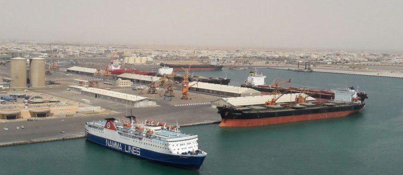 ميناء ينبع التجاري يحقق رقما قياسيا Canal Structures