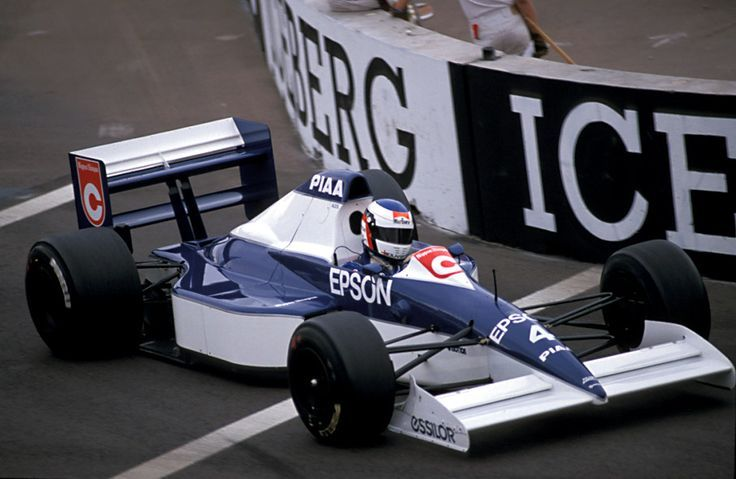 Image result for tyrrell 1990