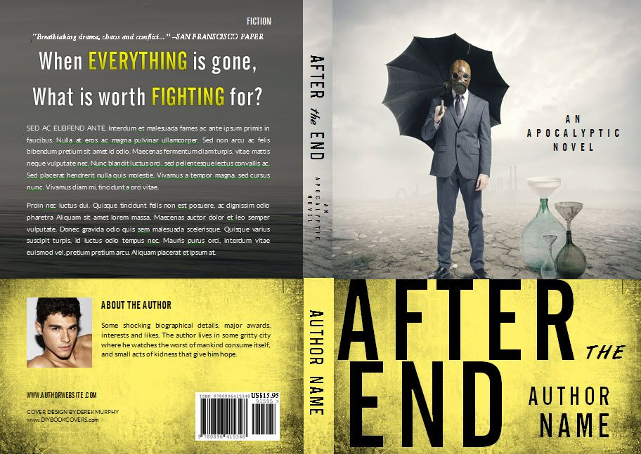 Book Cover Design Templates In Ms Word Designbook Jackets