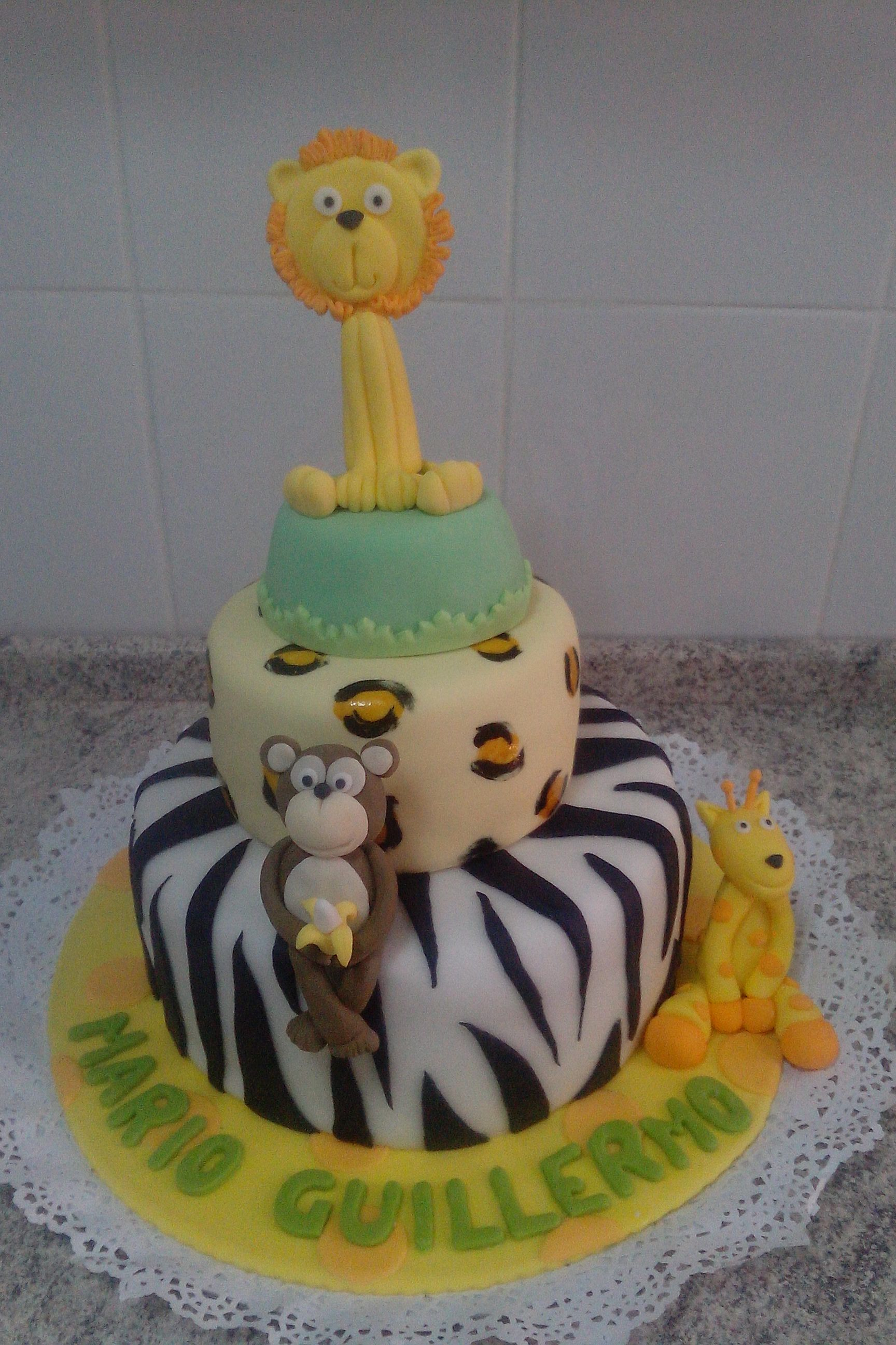 Torta animalitos