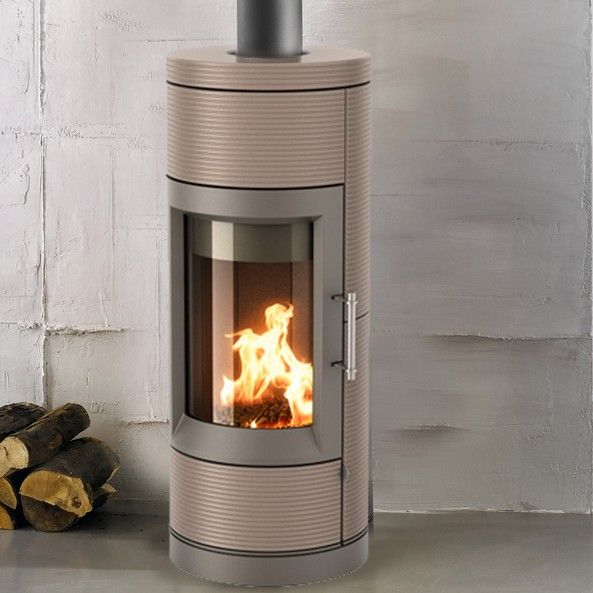 Hearthstone Lima Wood Stove In Titanium Stove Fireplace Home