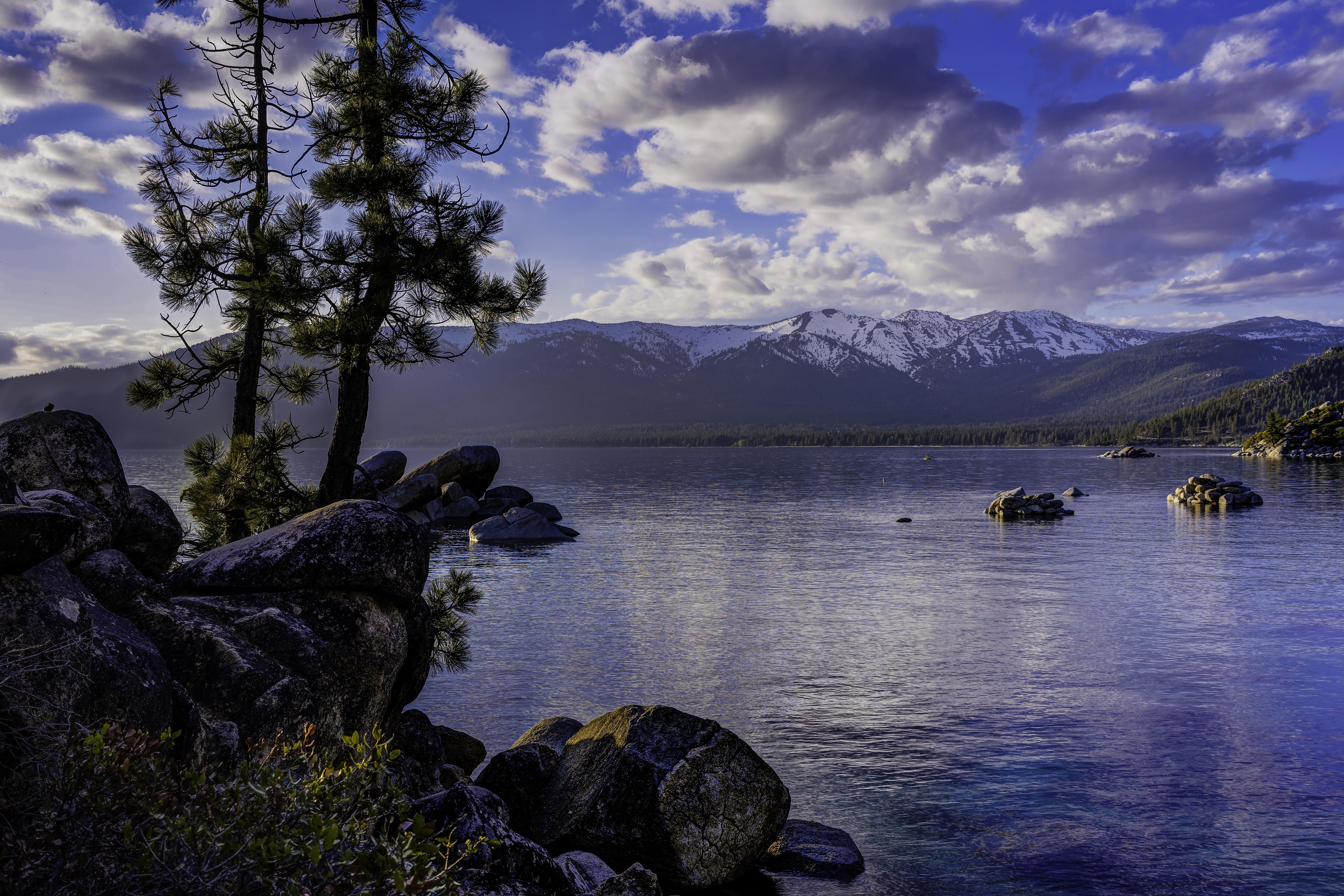 Northern Lake Tahoe From Sand Harbor 5993x3997 Oc Landscape Nature Photos Nature Earth Photos Lake Tahoe