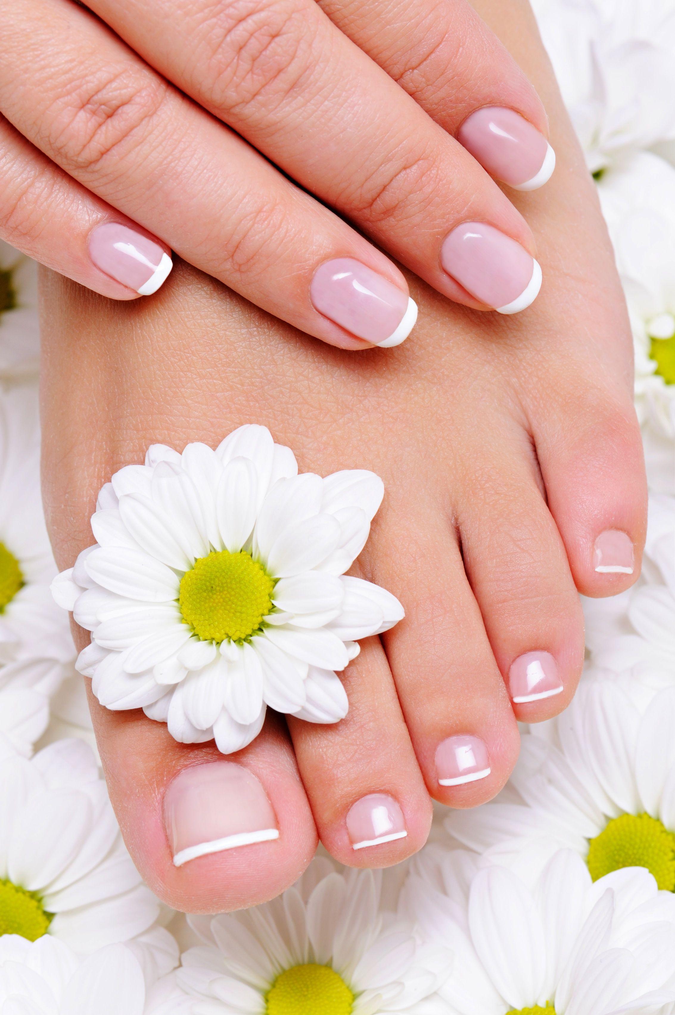 Manicure y Pedicure La belleza no solamente está en tu rostro y ...