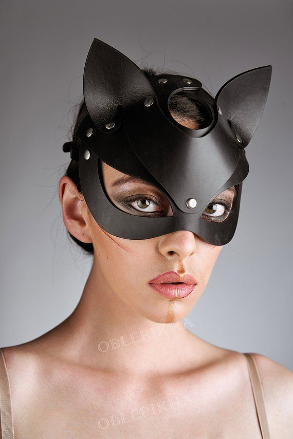Mature erotic mask