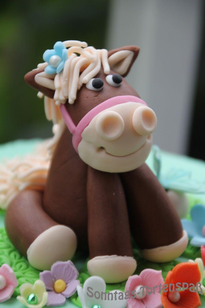 Pin Von Yvonne H Auf Pferdetorte Geburtstag Torte Madchen Torte