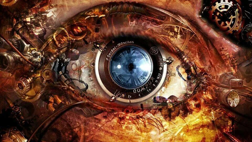 #eye #clock #time