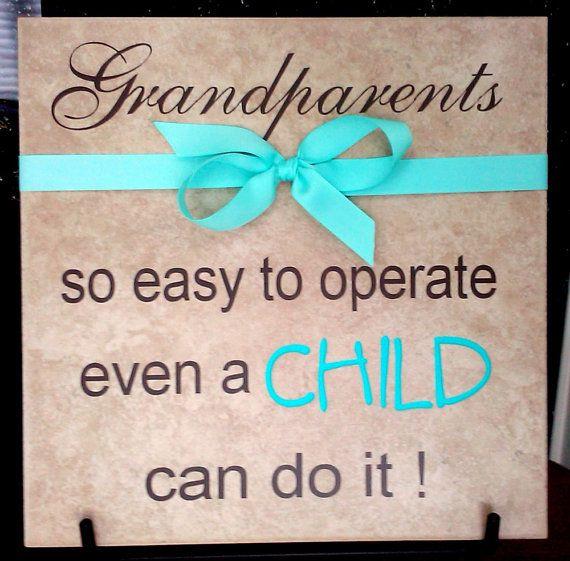 Grandparents | Babies and grandkids  | Grandparent gifts