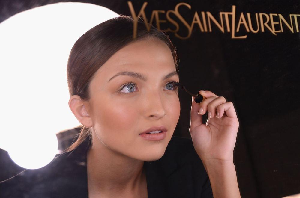Yves Saint Laurent for the Myer Spring/Summer 2012 Fashion Show