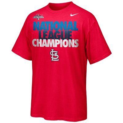 Nike St  Louis Cardinals 2013 MLB National League Champions