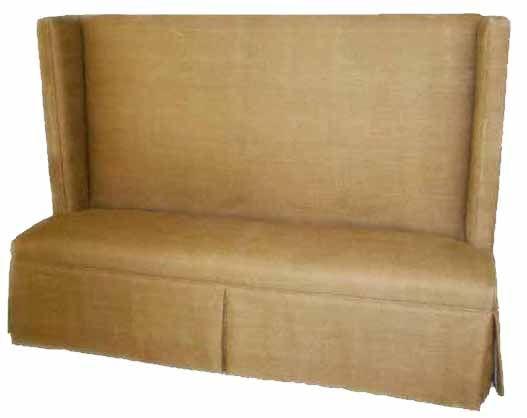 Hallman Furniture Banquette