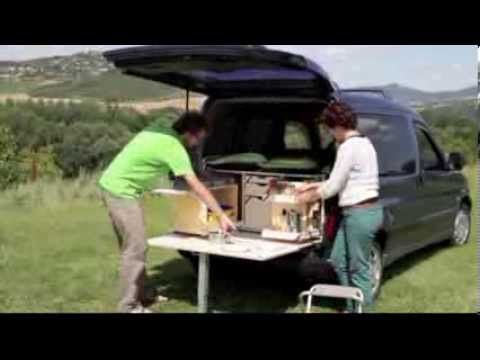campinambulle transformer sa voiture en camping car youtube camping pinterest camping. Black Bedroom Furniture Sets. Home Design Ideas