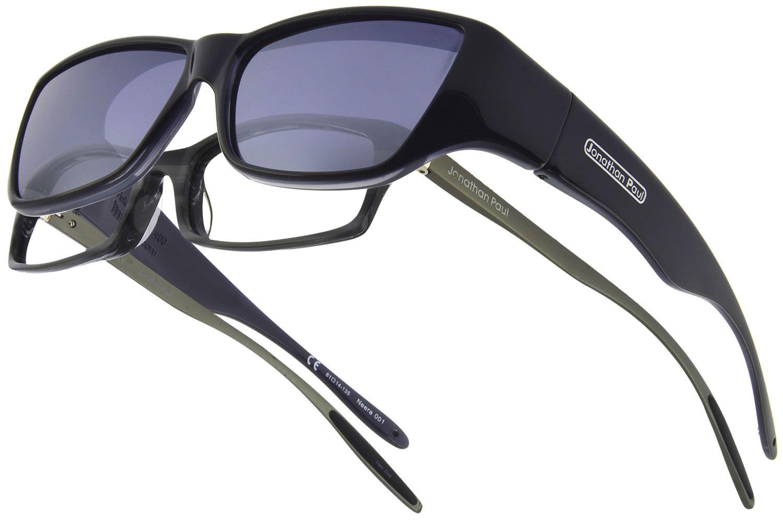 Neera Midnite Oil fitover sunglasses by Jonathan Paul