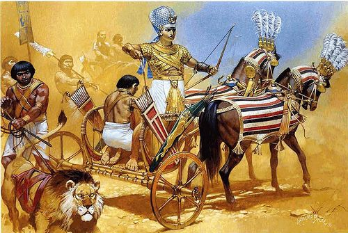 Military of Ancient Egypt ~ EGY-KING | Wargaming - Biblical ...
